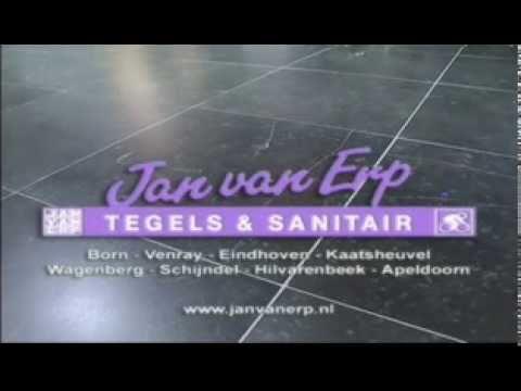 Van Erp Badkamers : Jan van erp tegels sanitair youtube