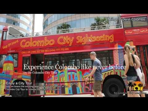 Colombo – Places to visit in Sri lanka
