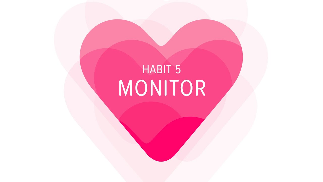 Heart Habit 1: Reduce
