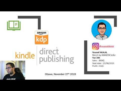 💰 نشر 728 كتاب في أسبوع, كيف تربح اكثر من 50$ يوميا من أمازون كيندل بدون رأسمال | KDP شرح 00