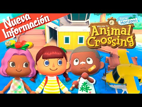 nueva-informaciÓn-animal-crossing-new-horizons-para-nintendo-switch