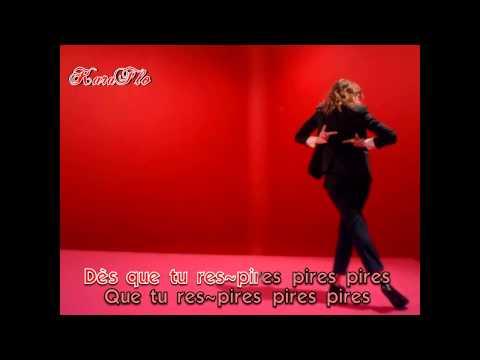 Christine and The Queens - Saint Claude - Karaoke (Lyrics) - Instrumental - HD