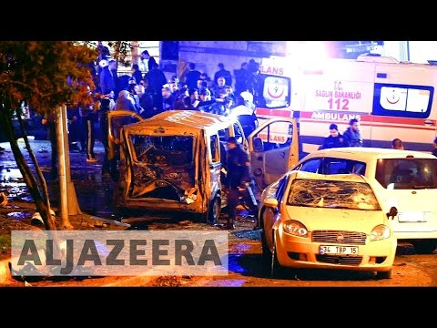 Istanbul: Armed group TAK claims deadly attack