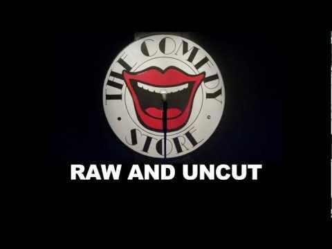 Comedy Store - Raw & Uncut Cinema Trailer