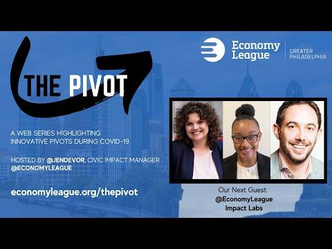 The Pivot: #23 Season Finale with Jen Devor, Nick Frontino & Brianna Love, Economy League