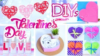 5 Diy Last Minute Gifts For Valentine's Day   Easy And Cute Diy Gift Ideas