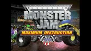 Monster Jam: Maximum Destruction (PS2 Gameplay)