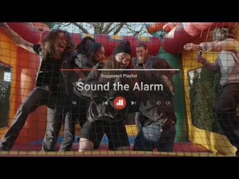 Google Play Music: Bouncy House