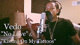 august alsina no love kissin on my tattoos cover by vedothesinger