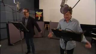 Історія Іграшок 3: Голос, Талант 1