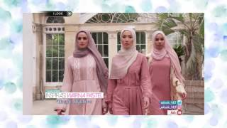 iLook : Hijab Corner -  Inspirasi Warna Pastel untuk Hijabers