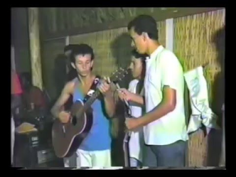Carnaval de 1988 em Presidente Epitácio-SP - Parte 02
