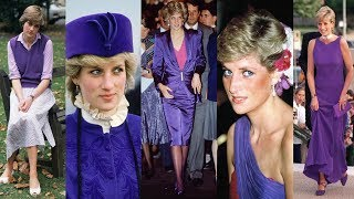 Princess Diana's Most Iconic Style Moments