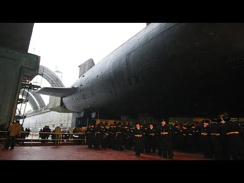Russia floats out 4th Borei class strategic nuclear submarine