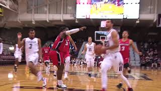 Fordham Men's Basketball vs Youngstown State Highlights