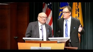 Keynote Speech by Actor Ed Asner and his son Matt Asner CDC's 2016 Autism Awareness Month Event