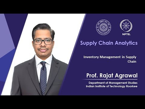 Inventory Management in Supply Chain