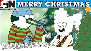 Regular Show | Christmas Party | Cartoon Network UK