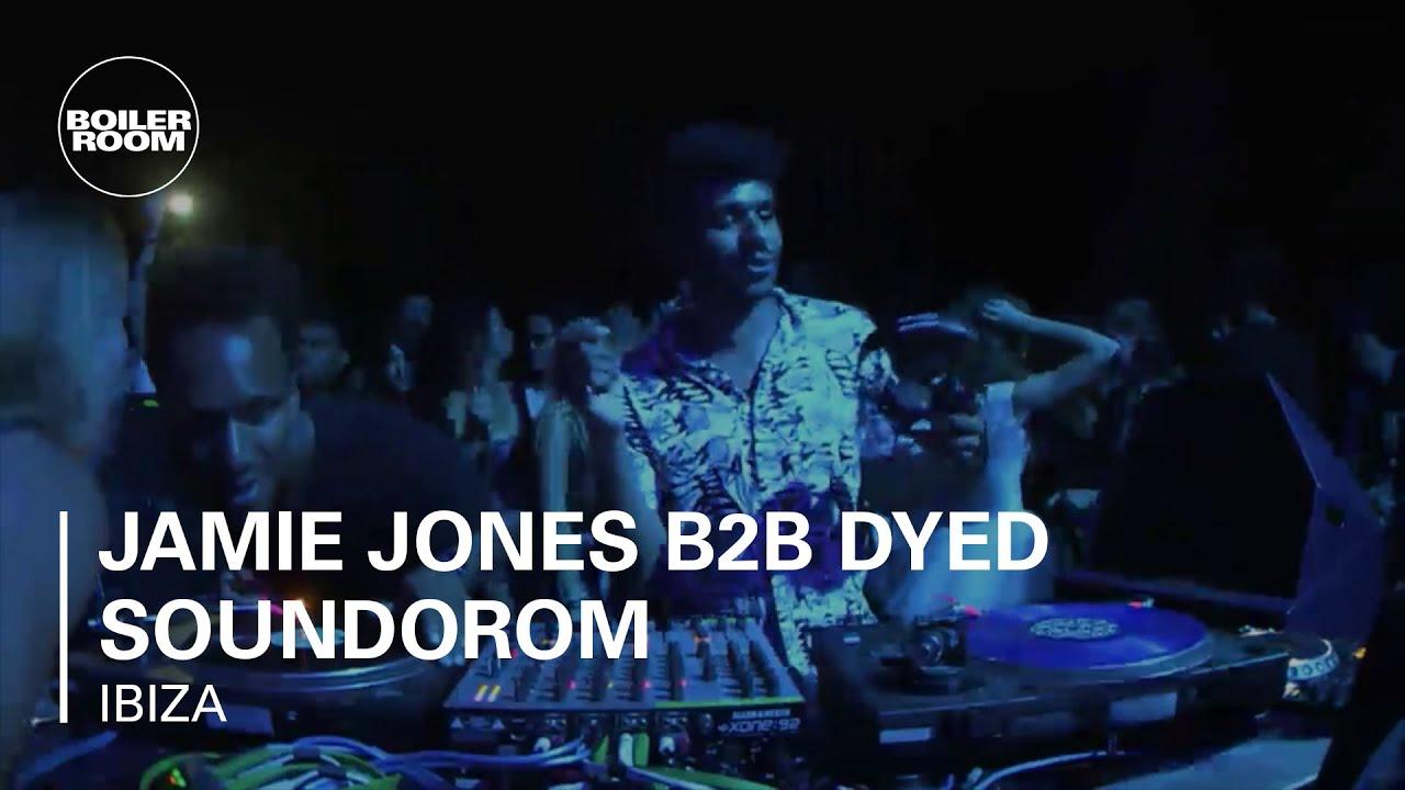 Download Jamie Jones B2B Dyed Soundorom Boiler Room Ibiza Villa Takeovers DJ Set
