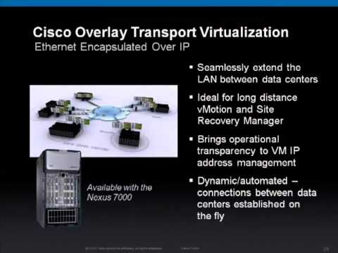 VMware world  SS1010-Scaling Data Center Fabrics with Secure Cloud Services