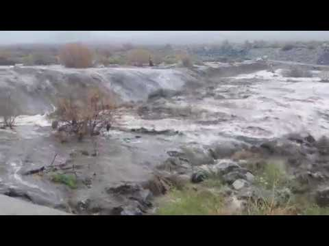 MORNING NEWS - VIDEO! Amazing Flood Footage from Palm Springs!