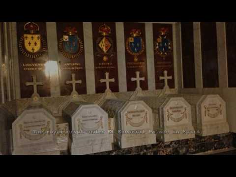 The Coffins and Tombs of the Royal & Noble Families of Europe