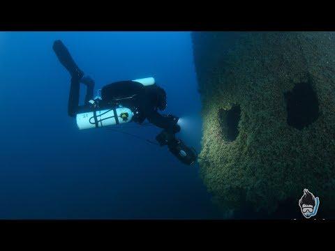 SMS Szent Istvan ronilačka ekspedicija 2017