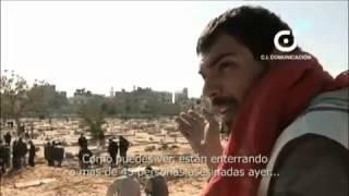 FRANJA DE GAZA:  Documental