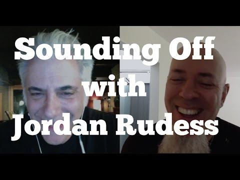 JORDAN RUDESS Interview on Sounding Off with Rick Beato Mp3