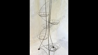 Винтовая - подставка для цветов на 7 горшков(, 2013-10-31T11:15:18.000Z)