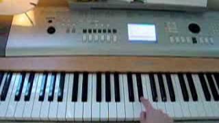 Winter Sonata theme piano Tutorial part 2