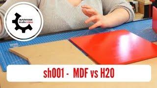 sh001 - MDF vs H2O