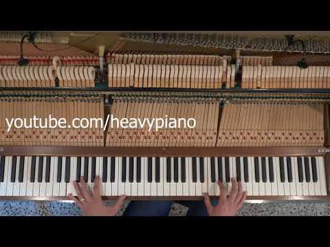 Sufjan Stevens - Mystery of Love (piano cover)