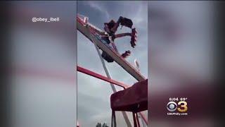 Spinning Ohio State Fair Ride Breaks Apart; 1 Dead, 7 Hurt