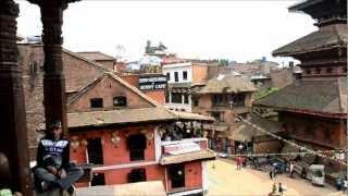 街歩き KATHMANDUバクタプル 1