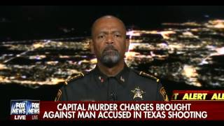 • Sheriff David Clarke: Barack Obama Started This War On Police • Judge Jeanine • 8/29/15 •