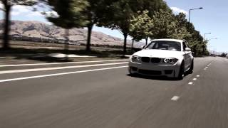 BMW 1M + M3 + Akrapovic Evo Exhaust Systems