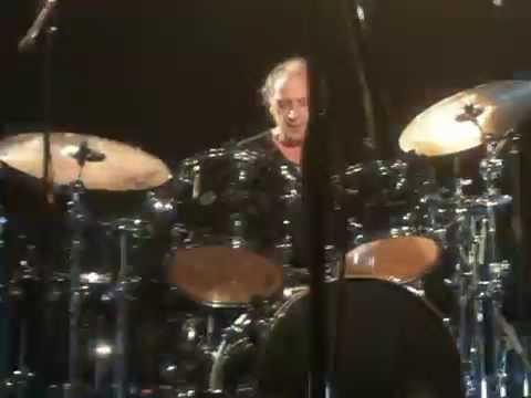 Pierre van der Linden - Focus (Live in Brazil April 2014)