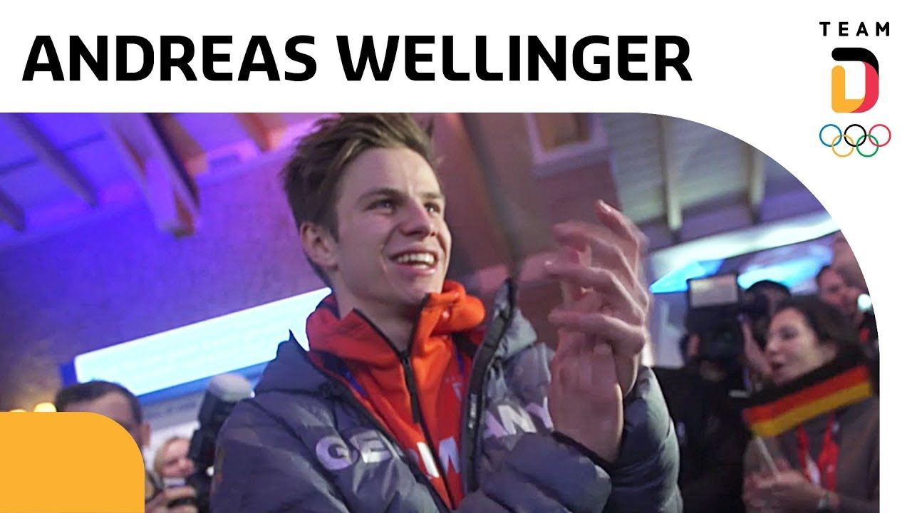 Andreas Wellinger Gold