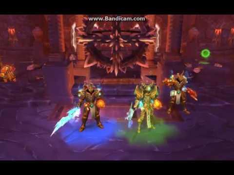 Dungeon Hunter 5|| Dwarven Forge** Legendary CO-OP.