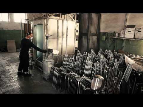 "Производство стульев на металлокаркасе Компании - ""BentWood"""