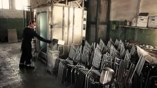 Производство стульев на металлокаркасе Компании -