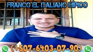 Micro informativo, FRANCO EL ITALIANO HÍPICO.