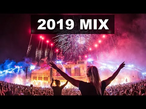 New Year Mix 2019 - Best of EDM Party Electro House & Festiv