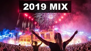 New Year Mix 2019 - Best of EDM Party Electro House &amp Festival Music
