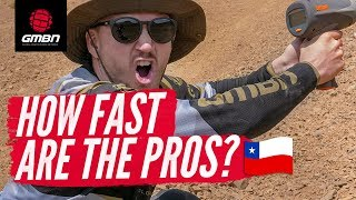 How To Ride Fast   Pro Enduro Racers Top Speed