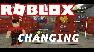 CHANGING MY CHARACTER! [RB WORLD 2] [ROBLOX]