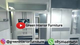 Interior Mebel Bagus || Green Interior Furniture || Furniture /mebel Minimalis || Furniture Surabaya