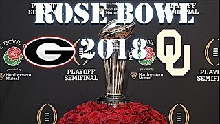 3 Georgia Vs 2 Oklahoma Highlights  Rose Bowl 2018  College Football Highlights 201718