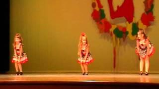 Maya Gilbert 1st Dance Recital